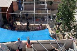 الاحتلال يهدم منزل عائلة الرجبي ويشرد قاطنيه في القدس