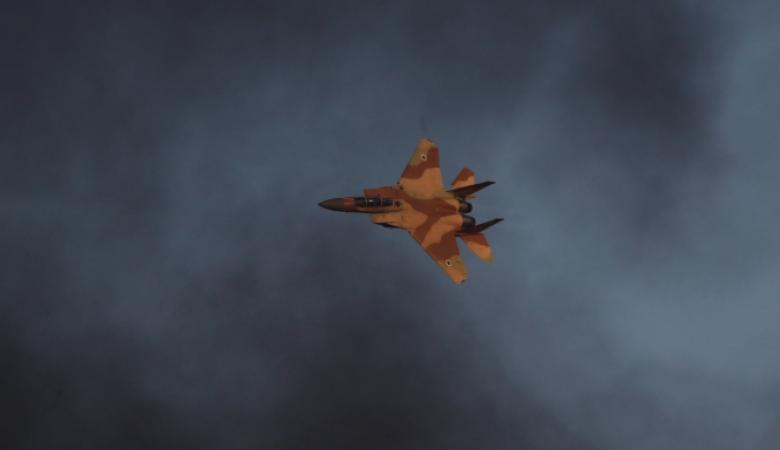 بالفيديو : هكذا اسقط جيش الاحتلال طائرة القسام في اجواء قطاع غزة
