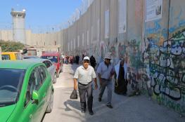 الاحتلال يرحل المئات من أهالي  الضفة الغربية عن القدس
