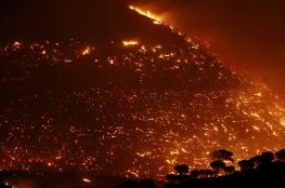 ارتفاع اعداد ضحايا حرائق اليونان الى 75 شخصا واصابة أكثر من 170 آخرين