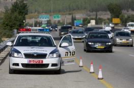 شرطة الاحتلال تحرر 750 مخالفة سير بالضفة في أسبوع