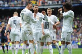 ريال مدريد امام مأزق كبير خلال لقاء ريال سوسيداد