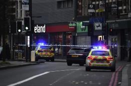 بريطانيا : مقتل مهاجم طعن عدة اشخاص في لندن
