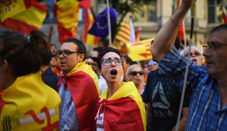 """اجتماع عاجل في مدريد للرد على """"انفصال كتالونيا"""""""