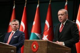 الأردن تلغي اتفاقية الشراكة التجارية مع تركيا كونها لم تحقق سوى الأضرار