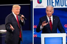 اميركا تشهد أول مناظرة انتخابية بين ترامب وبايدن