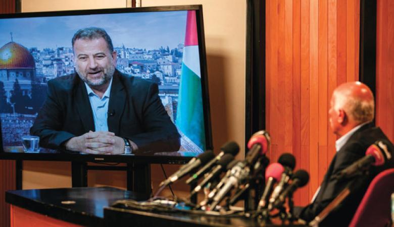 الرجوب : تقرير سيقدم للرئيس بشأن الحوارات مع حماس