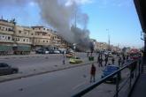 5 قتلى في انفجار عبوة ناسفة على متن حافلة في حمص