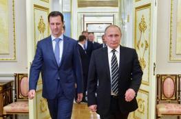 3 إغراءات غربية لبوتين مقابل التخلي عن الأسد