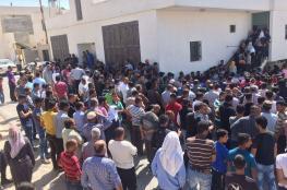 بني نعيم تشيع ضحايا حادث السير المروع الذي وقع صباح اليوم