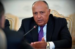 مصر : الاتصالات بين السلطة والولايات المتحدة يجب ان تتواصل