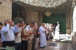 الحكومة تطالب حكومات العالم للتحرك الفوري من إنقاذ المسجد الأقصى