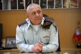 قائد الجيش الاسرائيلي في آخر يوم له : متألم جداً لعدم استطاعتي اعادة جنودنا من غزة