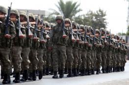 تركيا : قتلنا 500 ارهابي في العراق منذ بداية العام