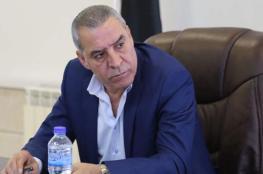 حسين الشيخ : لن نسمح لاسرائيل بالاستيلاء على اموال الشعب الفلسطيني