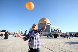 المستوطنون يطالبون باغلاق الأقصى اول ايام عيد الاضحى
