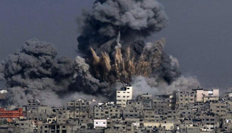 """""""بتسليم"""": جيش الاحتلال يتعمد قصف مبانٍ في غزة دون سابق إنذار"""