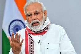 الهند : موقفنا ثابت من فلسطين وندعم اتفاقيات التطبيع