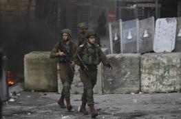 حالات اختناق في مواجهات مع الاحتلال على مدخل مخيم العروب