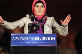 لينا صرصور ..فلسطينية ستقود مظاهرة ربع مليونية ضد ترامب