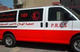 إصابة مواطن  من نابلس  برصاص الاحتلال  على حاجز حوارة