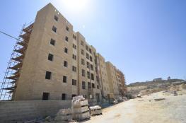ارتفاع أسعار تكاليف البناء السكني بالضفة الغربية