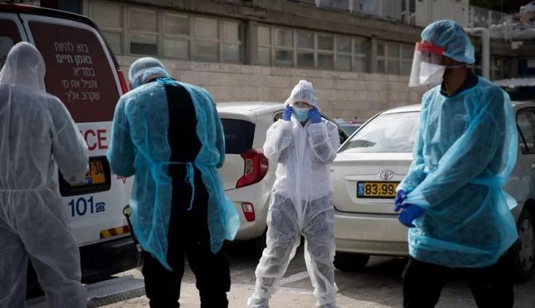 """ارتفاع عدد الوفيات بفيروس كورونا في """"إسرائيل"""" إلى 21"""