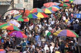 فلسطين تسجل أكبر  عجز تجاري في تاريخها