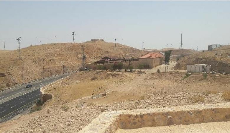 مجلس مستوطنات الضفة يخطر بالاستيلاء على 300 دونم من الاغوار