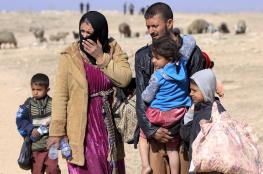 تسيير أكبر قافلة مساعدات لإغاثة نازحي الموصل