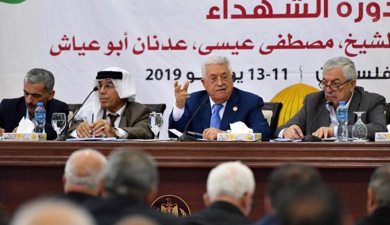 """الرئيس : الفلسطيني رقم صعب وصفقة القرن """"انتهت """""""