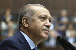 """أردوغان يدعو العالم الاسلامي للتماسك لردع """"اسرائيل """""""