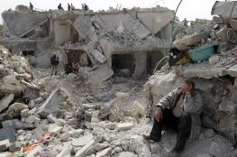 حلب ..نحو 900 قتيل خلال عشرين يوماً