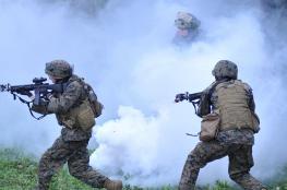 الجيش الامريكي يهرع لحماية اسرائيل