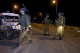 تل أبيب تعتقل اردنيا تسلل عبر الحدود