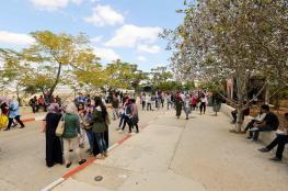 بيزريت تفتتح  مبنيين جديدين في الحرم الجامعي