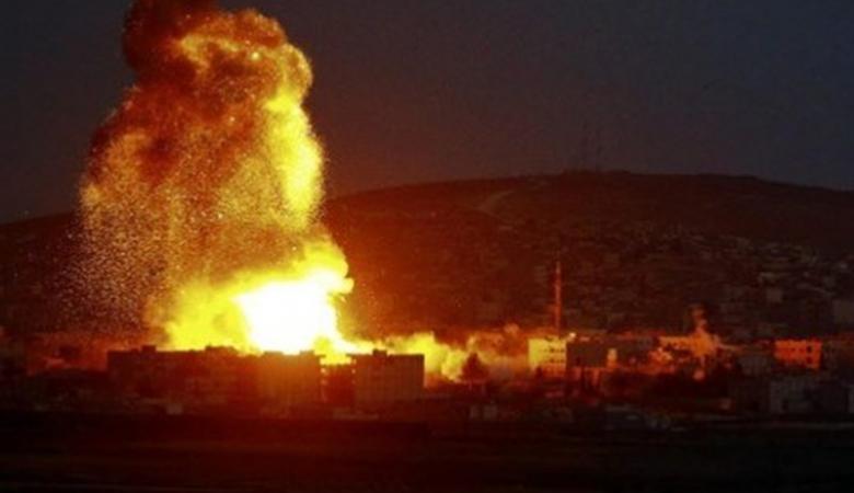اسرائيل تقصف العاصمة السورية دمشق