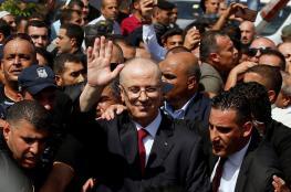 رئيس الوزراء يعلن بدء تسلم الحكومة لمهامها في غزة