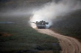 التوتر يرتفع مع غزة ...الاحتلال يدفع بالمزيد من قواته الى المنطقة الفاصلة