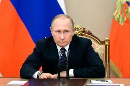 بوتين يدعو لتجديد التعاون بيتن المخابرات الروسية والامريكية