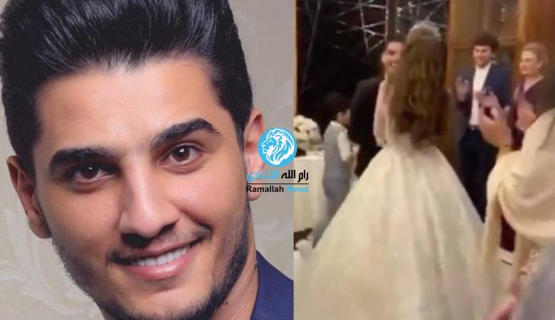 تقارير صحفية تكشف هوية زوجة محمد عساف