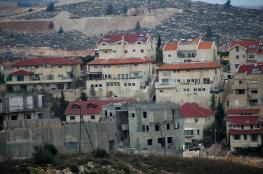 اسرائيل تصادق على بناء 300 وحدة استيطانية في بيت لحم