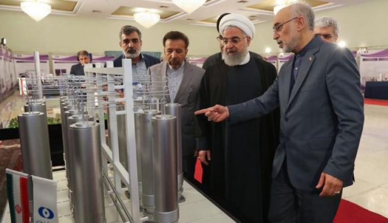 ايران تشرع في تنفيذ الخطوة الثالثة من خفض الالتزام بالاتفاق النووي