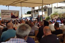 تفاصيل العطوة العشائرية بين  آل مقبل وآل أبوكويك في رام الله