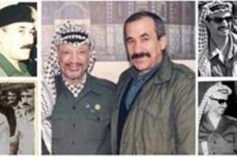 """وفاة """" فتحي البحرية """" الصندوق الأسود للرئيس عرفات"""
