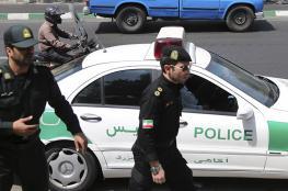 مقتل 3 من الشرطة الإيرانية في طهران بعملية دهس