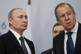 """روسيا : نؤيد تطبيع الدول العربية مع """"اسرائيل """" لكن بشرط"""