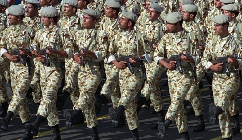 """الحرس الثوري الايراني يحذر """"اسرائيل """" من ساعة الموت"""