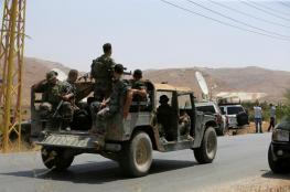 """الجيش اللبناني يتقدم في معركته ضد """"داعش"""""""