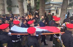 جنازة التميمي